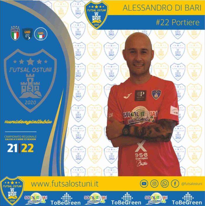 Alessandro Di Bari Futsal Ostuni