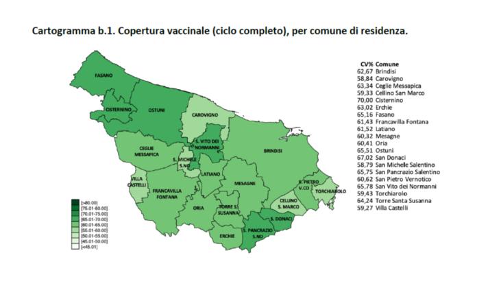 copertura vaccinale ciclo completo residenti 12 agosto 2021