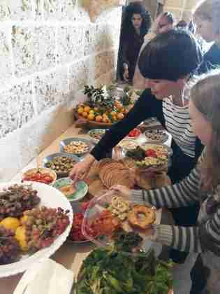 Tour Didattico Fondazione Dieta Mediterranea 2