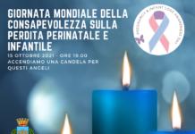 Giornata mondiale della consapevolezza sulla perdita perinatale e infantile