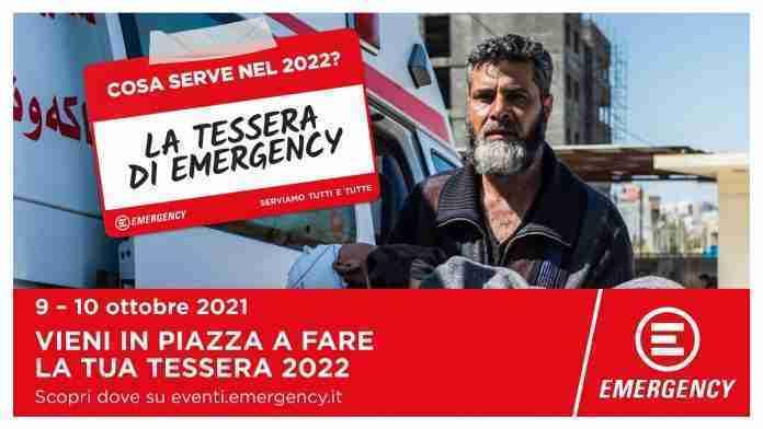 emergency Tesseramento 2022